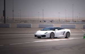 Lamborghini Gallardo LP550 Experience at Exotics Racing Vegas