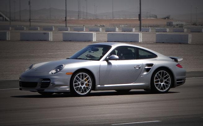 Drive A Porsche Turbo