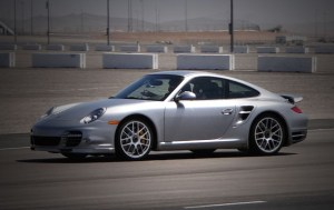 Porsche 997 Turbo S Experience at Exotics Racing Vegas