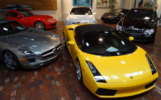 Dream Car Garages