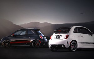 Fiat 500 Abarth Driving Experience – Head-to-Head & Performance Drive Challenges