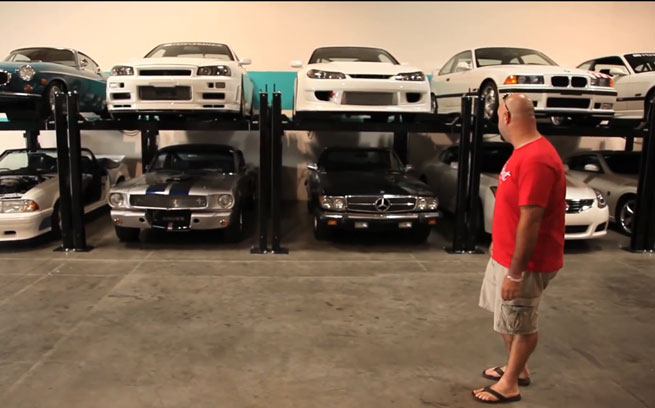 Huge Car Collections