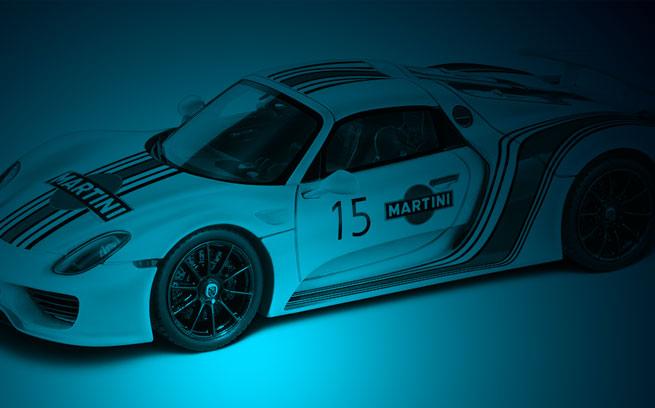 Martini Racing Porsche 918
