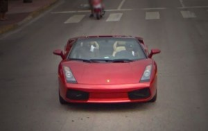 More Exotic Cars on Google Street View Maps