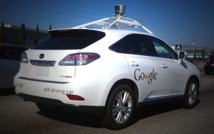 Fascinating Driveless Car from Google
