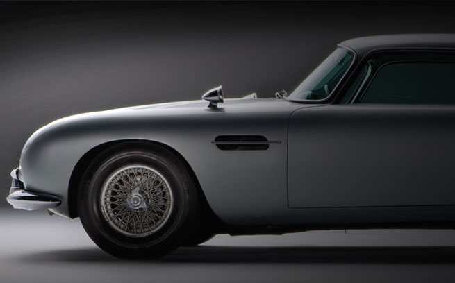 James Bond 007 DB5