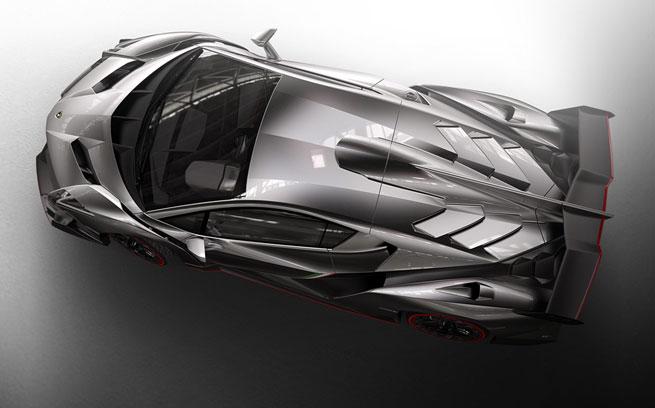 Lamborghini Veneno Hypercar