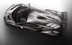 Introducing the $4.5 Million Dollar Lamborghini Veneno Hypercar