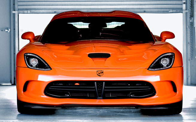 Orange Viper Time Attack