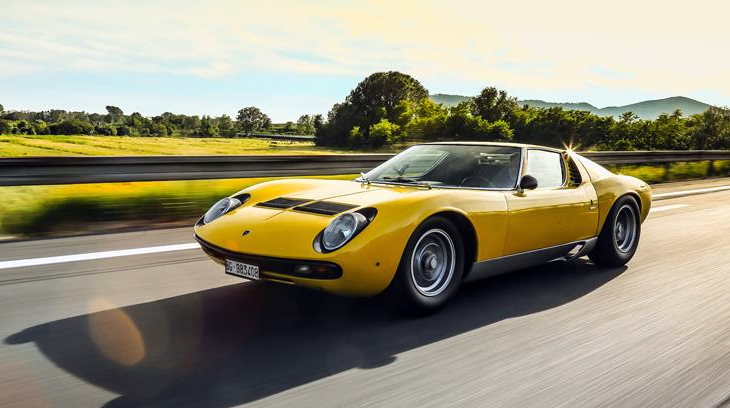 70s Sports Cars