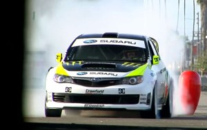 Epic Subaru WRX STi Stunt Driving Videos