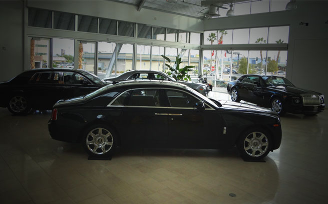 The Largest Car