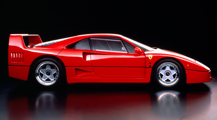 Best 80s Supercars