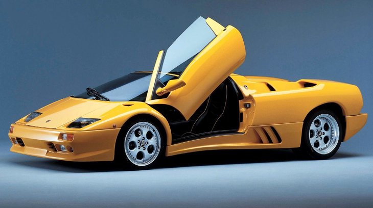 Best 90s Supercars