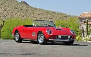 World Famous Ferris Bueller's Ferrari headed to Auction