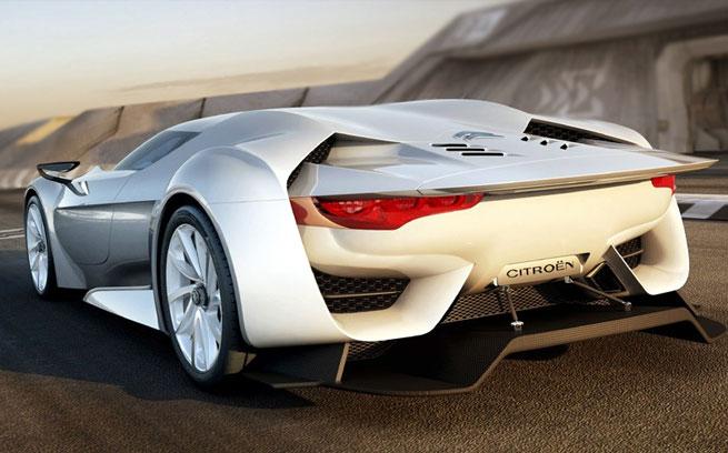 Futuristic Concept Cars