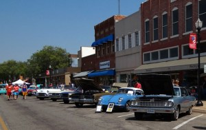 Small Town USA Car & Bike Show