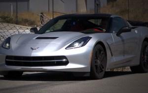 Chevrolet C7 Corvette Stingray Comparison Tests