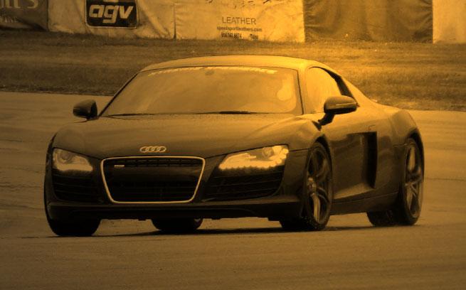 Audi R8 Experience