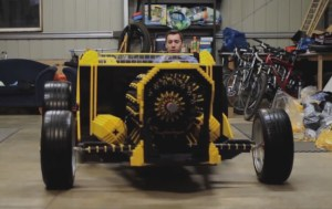 The Great Lego Hot Rod Project