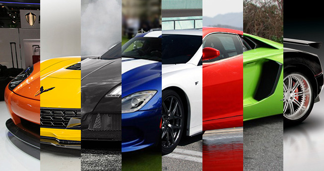 fastest cars 0 60