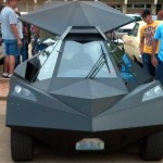 Hotrod Power Tour in Stillwater OK