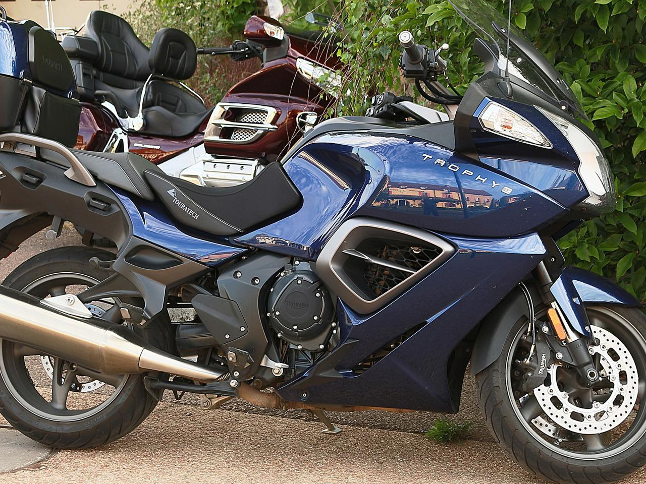 2007 Honda VTX 1800 T: pics, specs and information