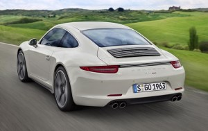 A Look at the Porsche 911 50th Anniversary Edition