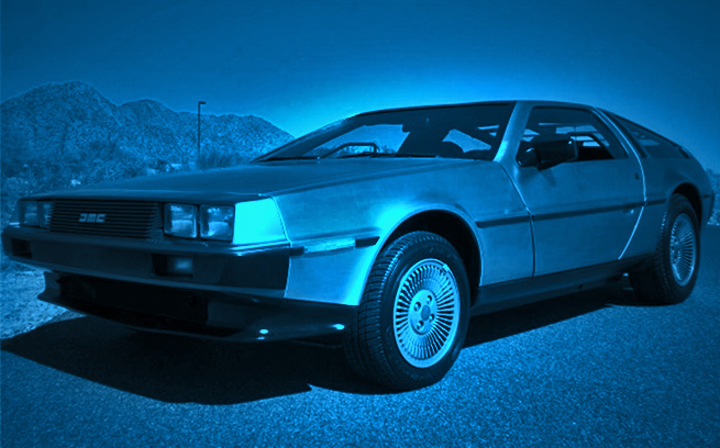 1980s Car Icons