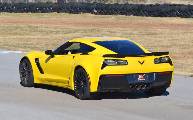 New Corvette Z06 Review