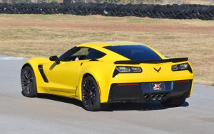 Corvette Z06 Driving Experience Review