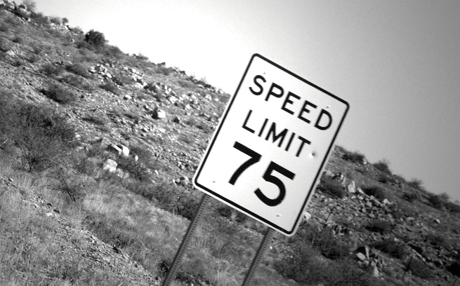 Usa Highway Speed Limits