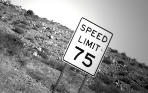 Do We Really Need Highway Speed Limits?