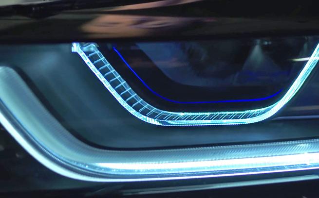 Car Headlights Design