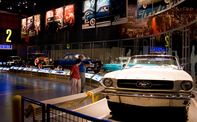 Best Car Museums In The Us