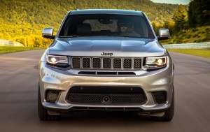 "It's ""Bring Your SUV To Track"" Day:  2018 Jeep Grand Cherokee Trackhawk"