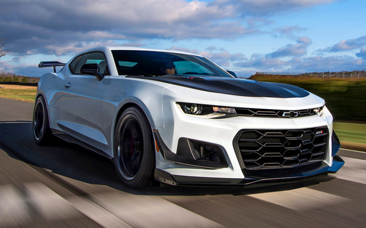 Chevy Camaro Zl1 1le Review