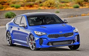 2018 Kia Stinger GT Review: Performance To Back Up The Looks