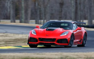 2019 Chevrolet Corvette ZR1 – America's Supercar Slayer