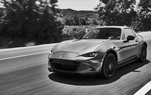 Small But Deadly: Mazda Miata MX-5 RF