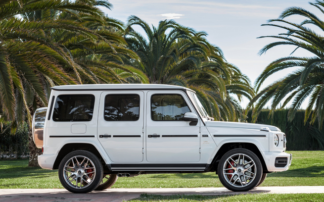 Mercedes G63 Amg Reviews