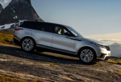 Range Rover Velar Pictures