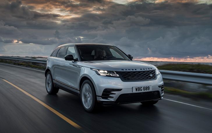 Range Rover Velar Reviews