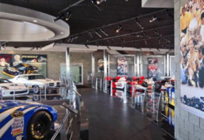 Penske Racing Museum Photos
