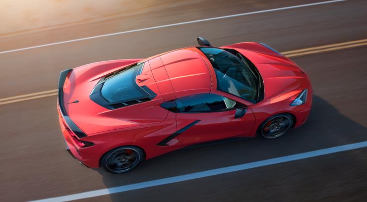 2020 Corvette C8 Reviews