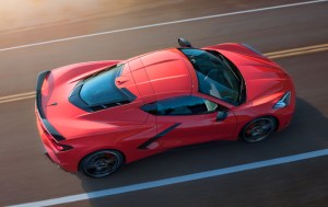 The Corvette C8 is Mid-Engine Masterpiece