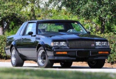 Buick Gnx Pictures