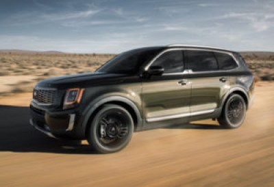 Kia Telluride Photos