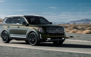 2020 Kia Telluride Review: Kia Goes Big with Telluride