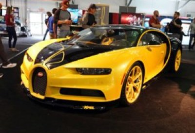 Barrett Jackson Scottsdale Auction Photos